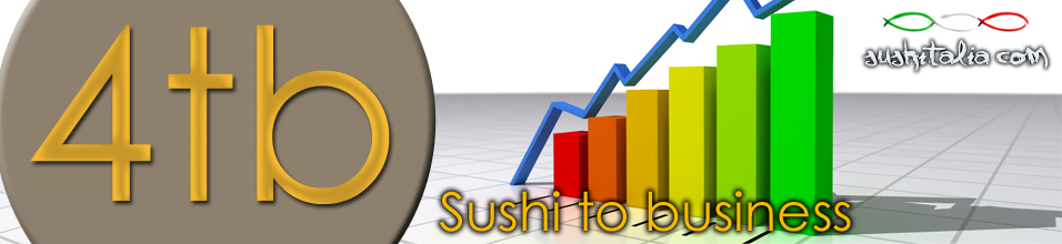 Sushi to business - 4tB